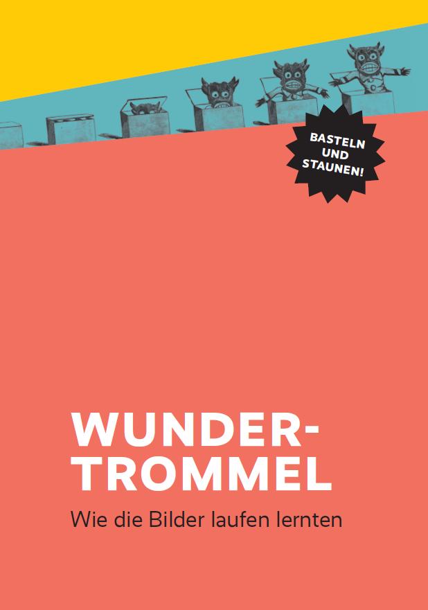 Foto Wundertrommel-Bastelbogen