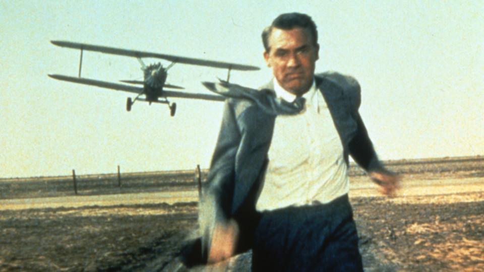 """Der unsichtbare Dritte""USA 1959Cary Grant"