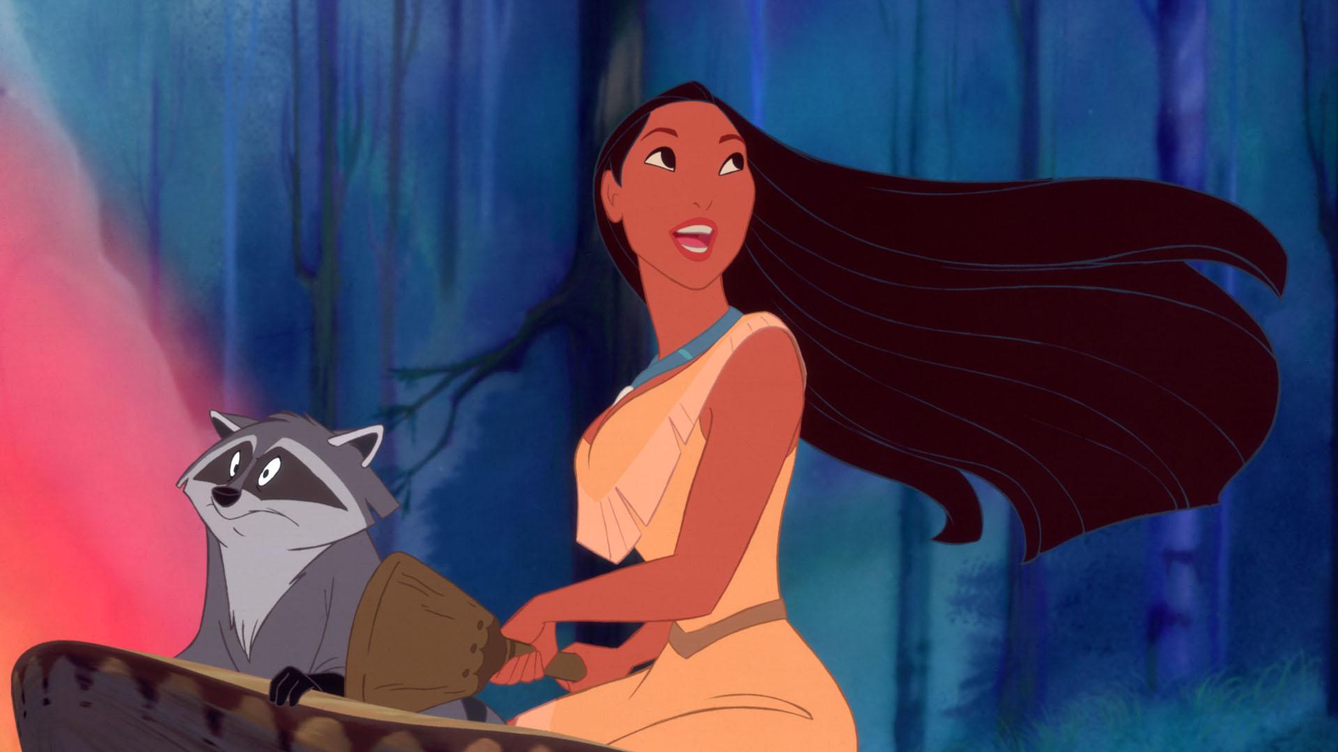Filmstill Pocahontas