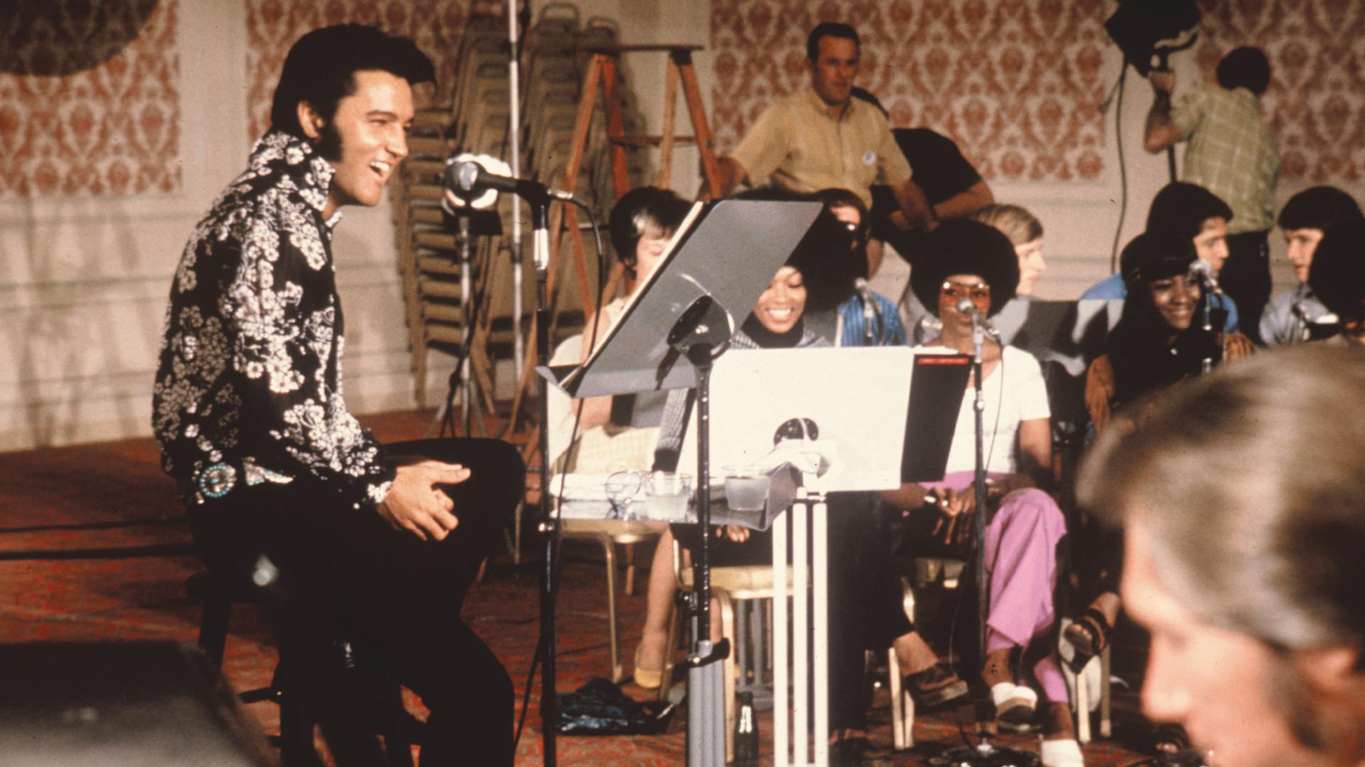 Filmstill Elvis - That's The Way It Is