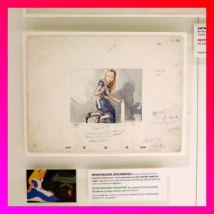 Folgen-Cover Filmgeschichte in Objekten: Die Alice-Zeichnung