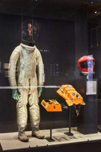Stanley Kubrick: The Exhibition in London. ©Design Museum London