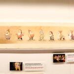 Foto Dauerausstellung Zwerge-Figurenstudie