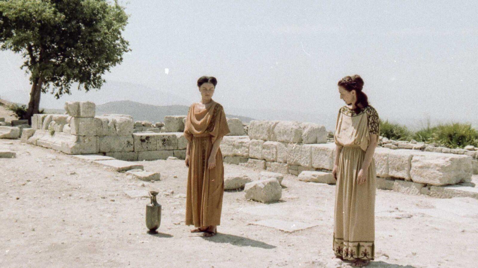Filmstill Antigone
