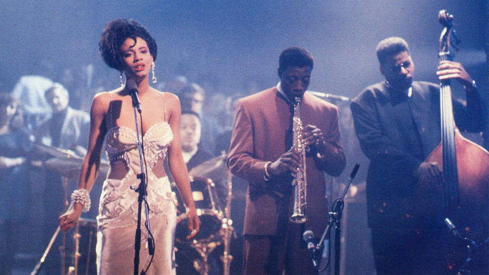 Film still Mo' Better Blues