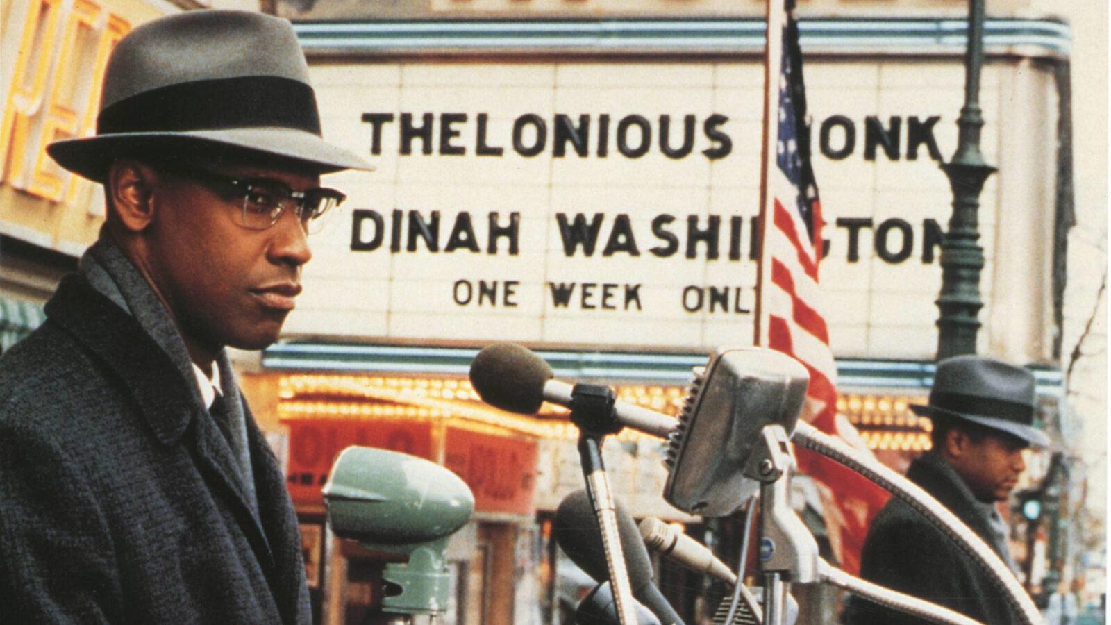 Filmstill Malcolm X