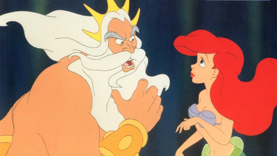 """""""Arielle - Die Meerjungfrau""""US 1989"""