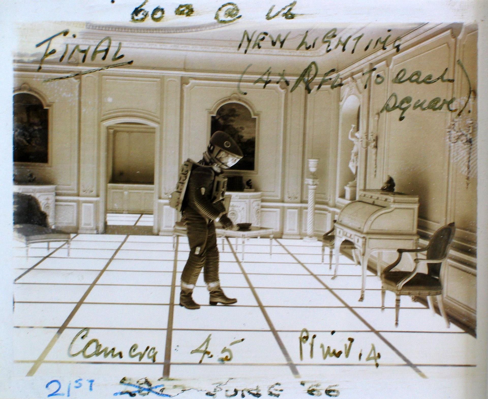 Stanley Kubrick / Frankfurt 2004