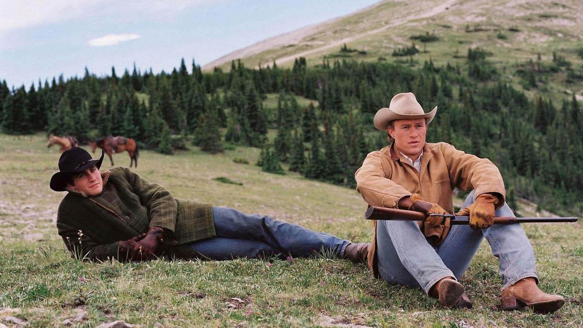 Filmstill Brokeback Mountain
