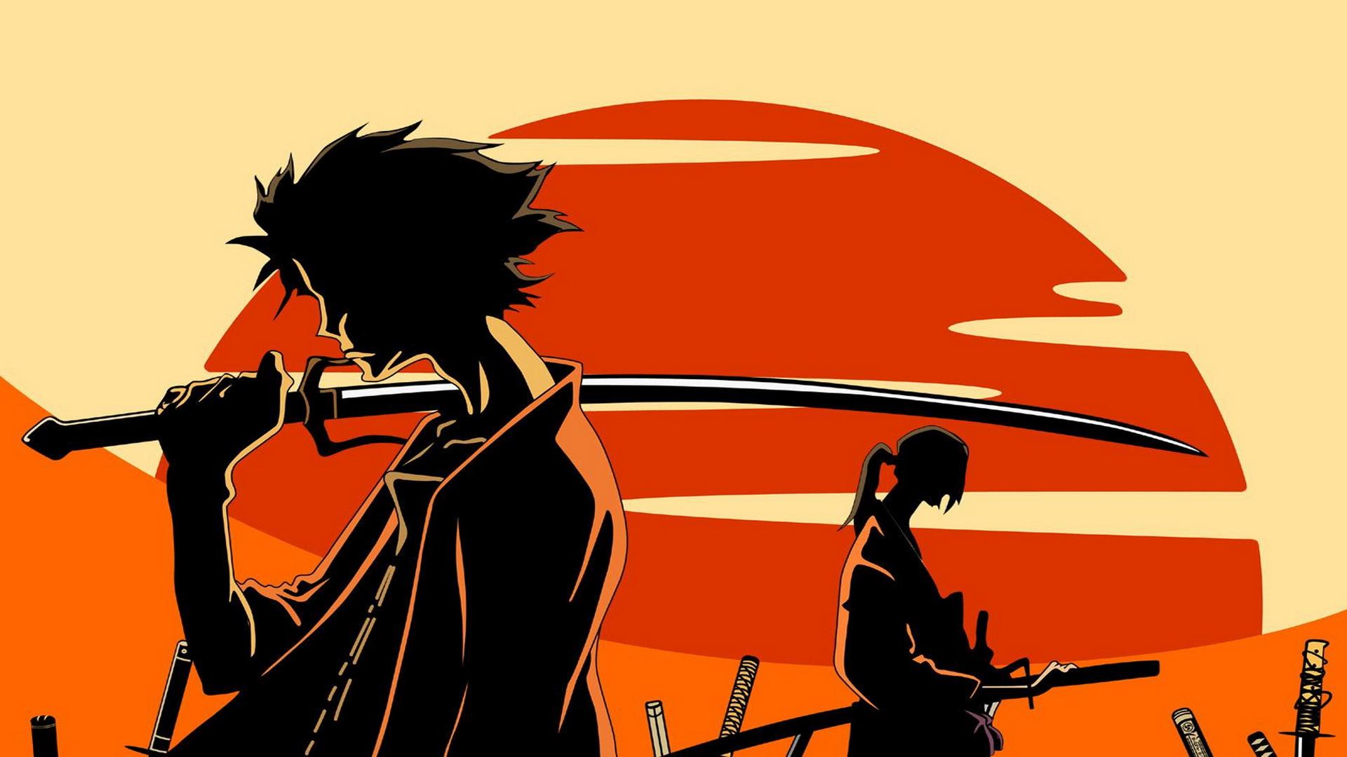Film Still Samurai Champloo
