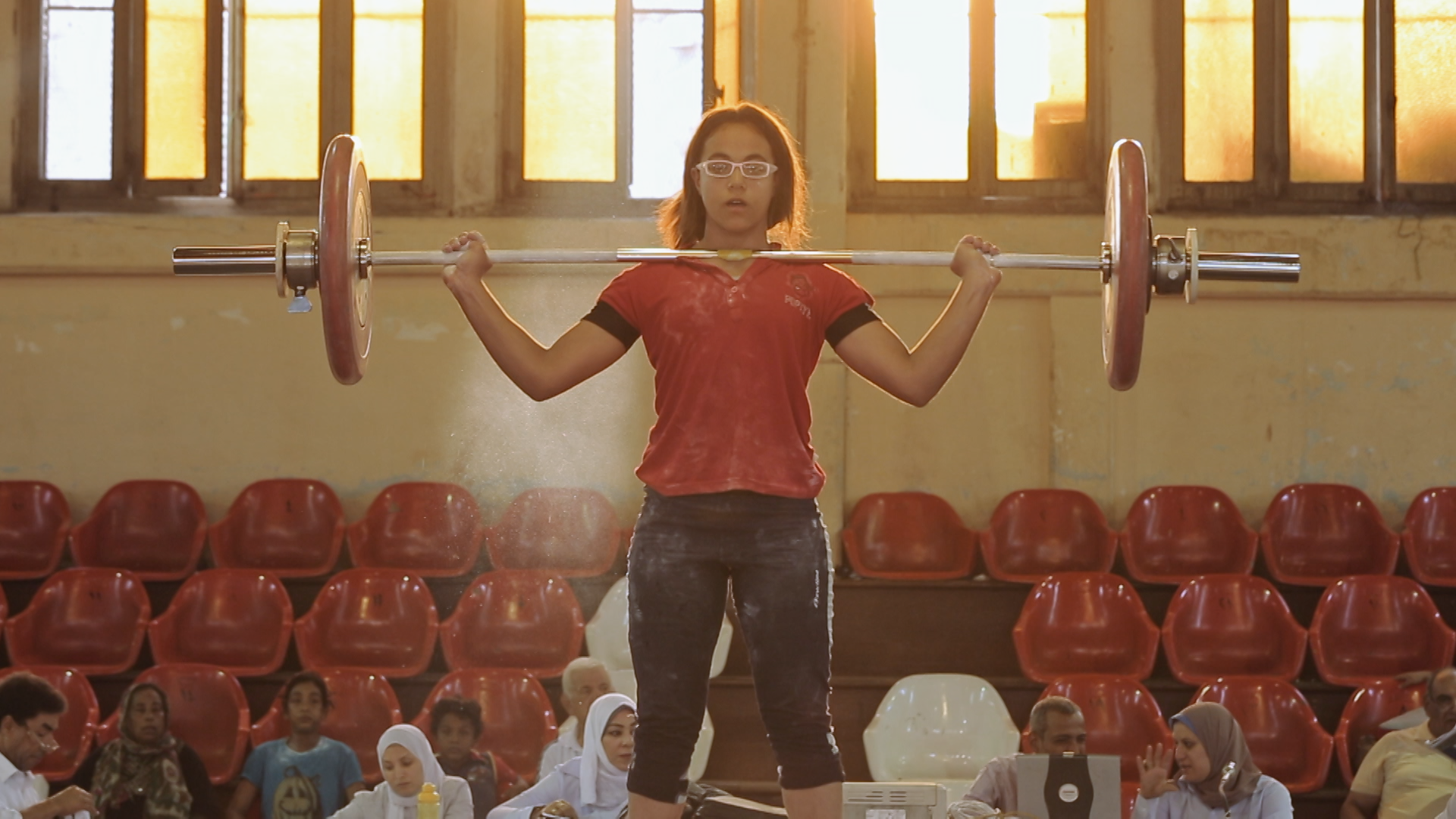 Film Still Lift Like A Girl