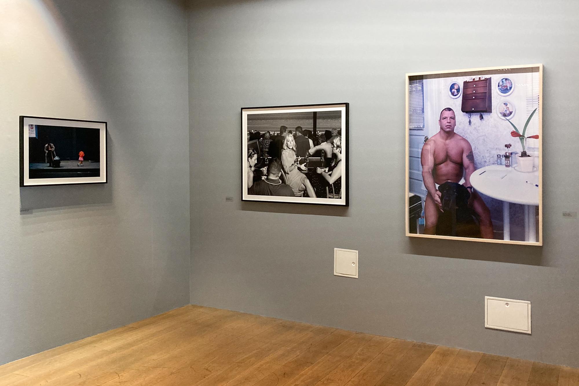 Ausstellungsfoto Durch die Augen von Magnum