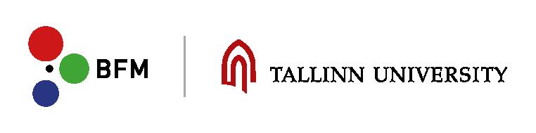 Logo Baltic Film, Media, Arts and Communication School (BFM)