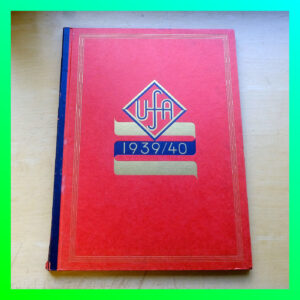 Cover Der UFA-Verleihkatalog der Saison 1939/40