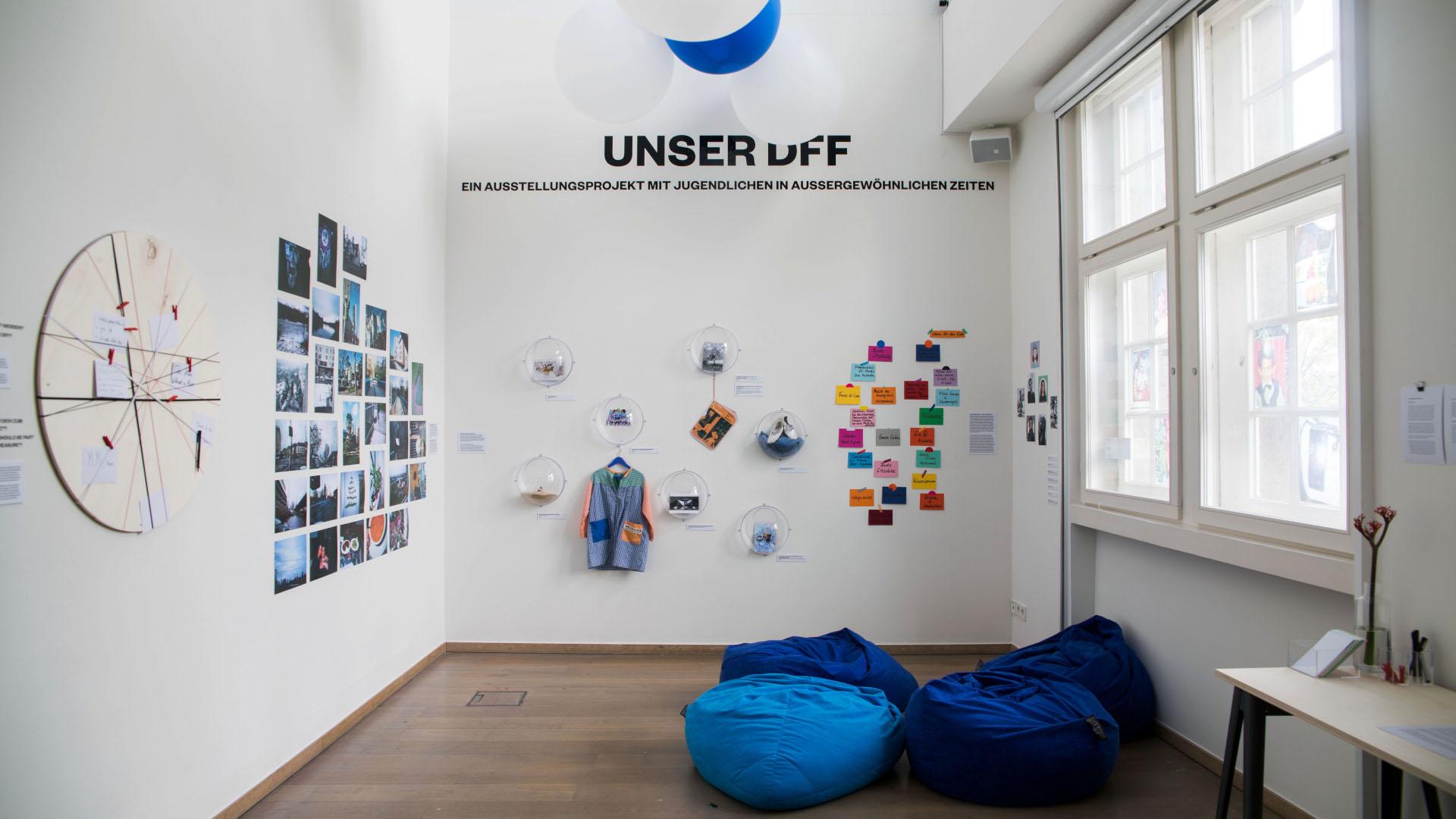 Ausstellungsfoto Unser DFF