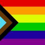 Inclusive Pride flag by Daniel Quasar