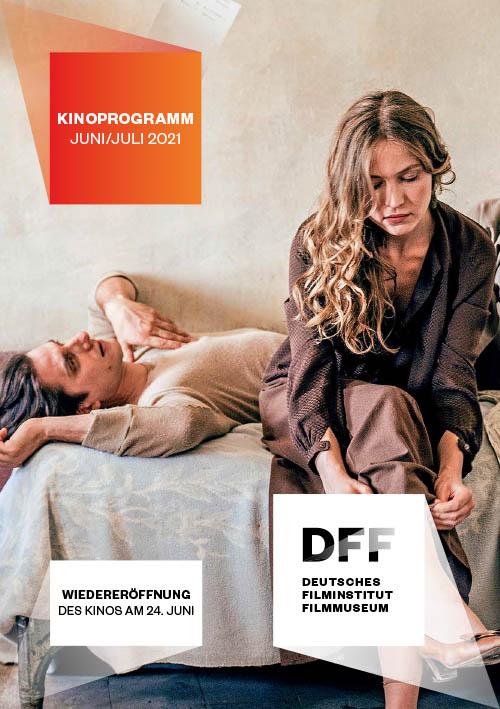 DFF Kinoprogramm Cover