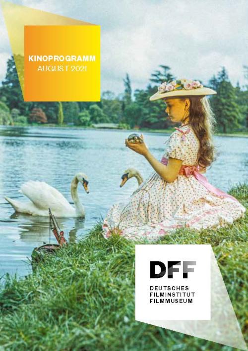 DFF_Kinoprogramm_Cover_August 2021