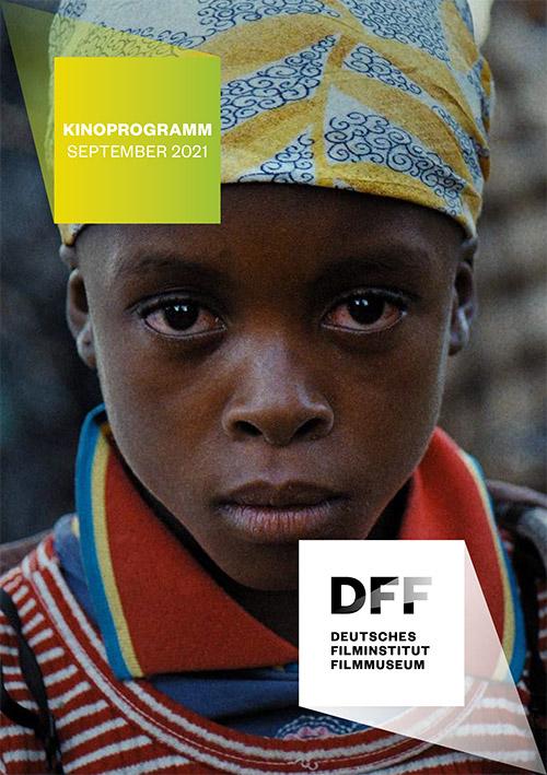 Kinoprogramm 09/2021 - Cover